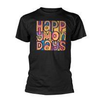 Happy Mondays - HAPPY MONDAYS (BLACK) póló