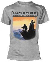 Hawkwind - MASTERS OF THE UNIVERSE (GREY) póló