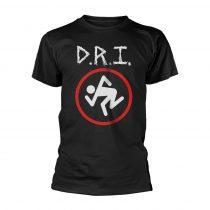 D.R.I. - SKANKER póló