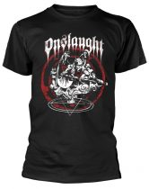 Onslaught - POWER FROM HELL póló