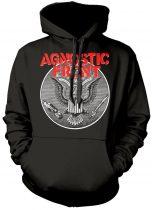 Agnostic Front - AGAINST ALL EAGLE pulóver