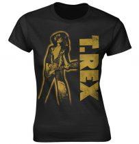 T. REX - GUITAR női póló
