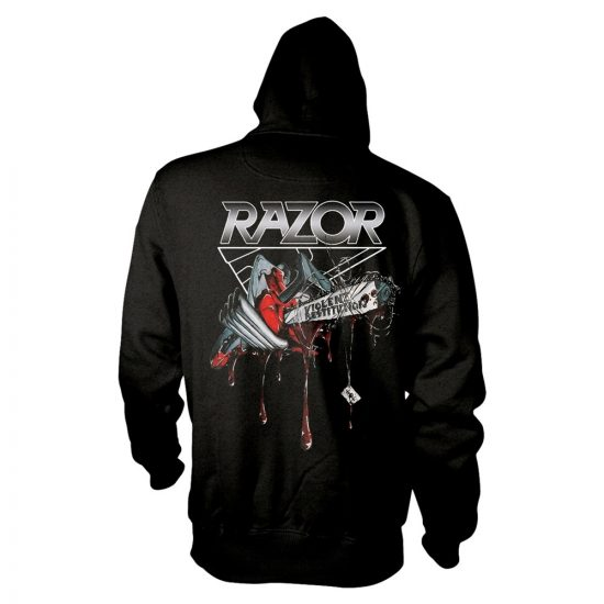 Razor - VIOLENT RESTITUTION pulóver