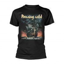 Running Wild - UNDER JOLLY ROGER (ALBUM) póló