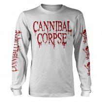 Cannibal Corpse - BUTCHERED AT BIRTH hosszú ujjú póló