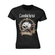Combichrist - SKULL női póló
