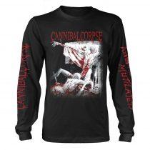 Cannibal Corpse - TOMB OF THE MUTILATED (EXPLICIT) hosszú ujjú póló