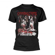 Cannibal Corpse - BUTCHERED AT BIRTH (EXPLICIT) póló