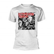 Extreme Noise Terror - HOLOCAUST (WHITE) póló