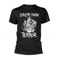 Extreme Noise Terror - IN IT FOR LIFE póló