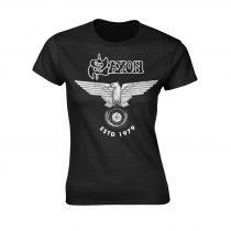 Saxon - ESTD 1979 női póló