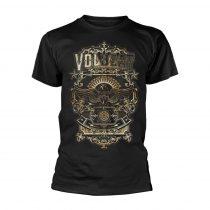 Volbeat - OLD LETTERS póló