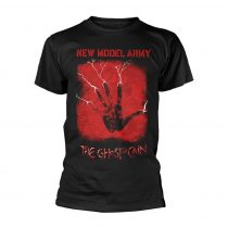 New Model Army - THE GHOST OF CAIN (BLACK) póló