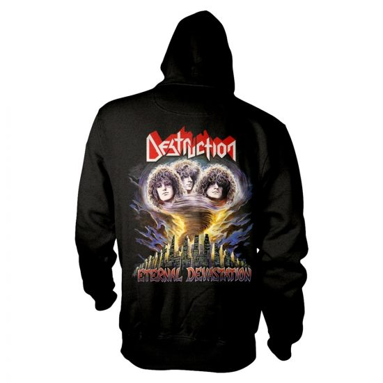 Destruction - ETERNAL DEVASTATION pulóver