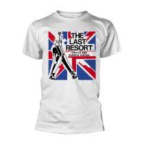 The Last Resort - A WAY OF LIFE (WHITE) póló