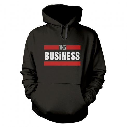 The Business - DO A RUNNER (BLACK) pulóver