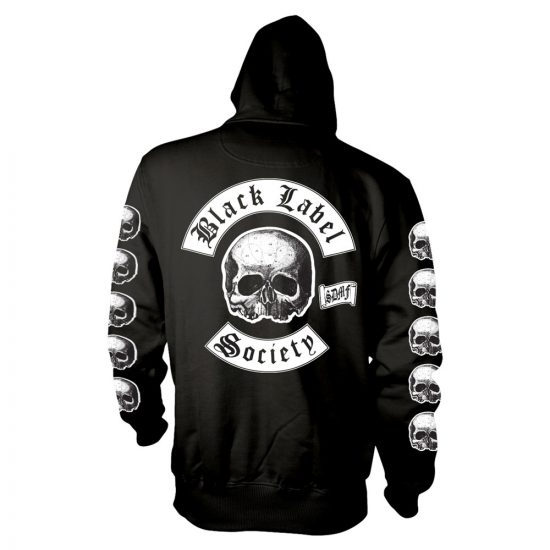 Black Label Society - LOGO pulóver