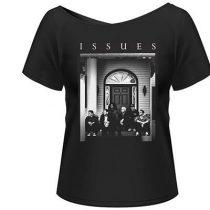 Issues - DOOR női póló