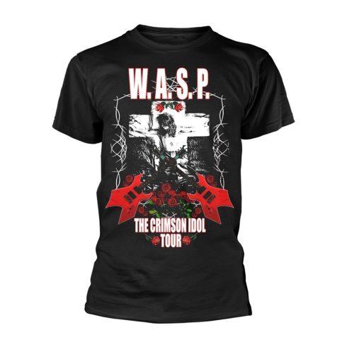 W.A.S.P. - CRIMSON IDOL TOUR póló