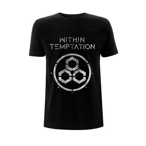 Within Temptation - UNITY LOGO póló