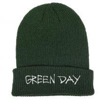 Green Day - LABEL FLIP sapka