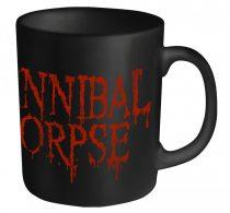 Cannibal Corpse - DRIPPING LOGO bögre