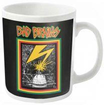 Bad Brains - BAD BRAINS (WHITE) bögre