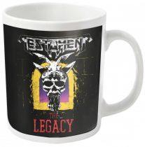 Testament - LEGACY bögre