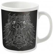 Behemoth - ABYSSUM (WHITE) bögre