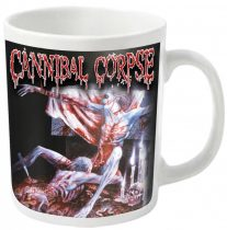 Cannibal Corpse - TOMB (WHITE) bögre