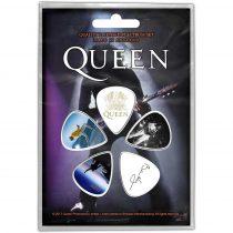 Queen 6 darabos gitárpengető szett
