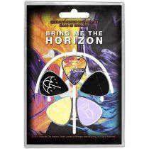 Bring Me The Horizon 6 darabos gitárpengető szett