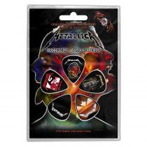Metallica - Hardwired to self-destruct 5 darabos gitárpengető szett