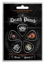 Five Finger Death Punch 6 darabos gitárpengető szett