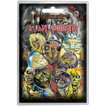 Iron Maiden - Early Albums 5 darabos gitárpengető szett