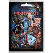 Iron Maiden - Later Albums 5 darabos gitárpengető szett