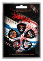 Judas Priest 6 darabos gitárpengető szett