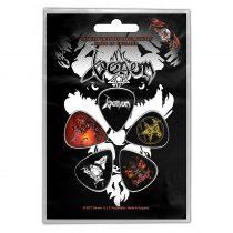 Venom - Black Metal 5 darabos gitárpengető szett