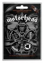 Motorhead England 6 darabos gitárpengető szett