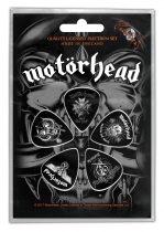 Motorhead Bad Magic 6 darabos gitárpengető szett