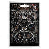Meshuggah - Musical Deviance 5 darabos gitárpengető szett