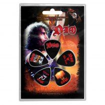 Dio - We Rock 5 darabos gitárpengető szett