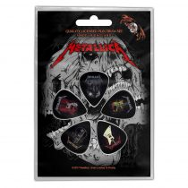 Metallica - Guitars 5 darabos gitárpengető szett