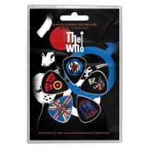 The Who - Pete Townsend5 darabos gitárpengető szett
