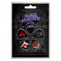 Black Sabbath - Purple Logo 5 darabos gitárpengető szett