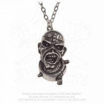 Alchemy Iron Maiden Eddie nyaklánc