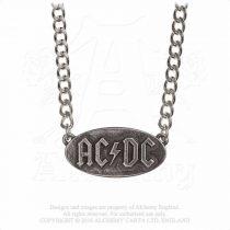 Alchemy AC/DC Logo nyaklánc