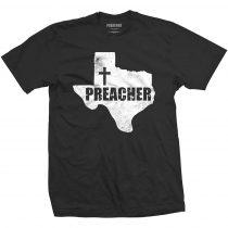 Preacher - Texas State póló