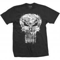 Punisher Skull Spiked póló