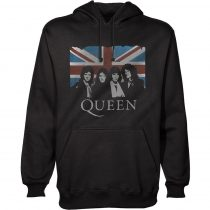 Queen - Vintage Union Jack pulóver